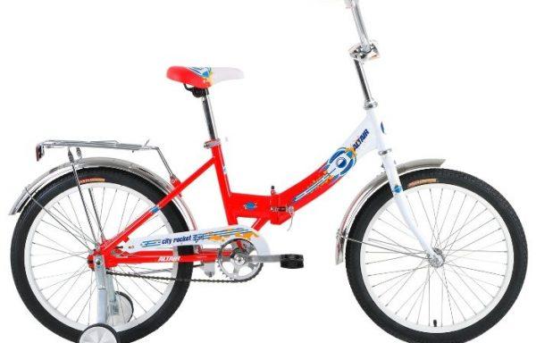 Детский велосипед ALTAIR City Boy 20 Compact (2017)