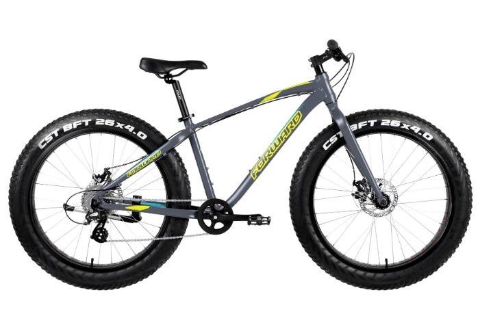 2cb19d457a7c Велосипед фэт-байк для взрослых FORWARD Bizon (2018) - Веломан ...