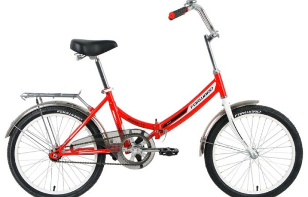 Велосипед городской, складной Forward Arsenal 1.0 (2017)