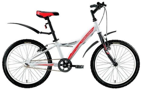 Велосипед горный, подростковый Forward Comanche 1.0 (2017)