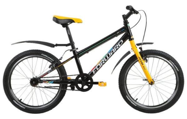 Велосипед горный, подростковый Forward Unit 1.0 (2017)