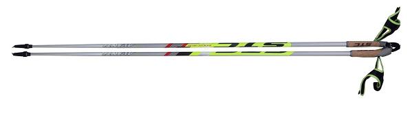 Лыжные палки STC AVANTI CARBON 100 деколь (165-175)