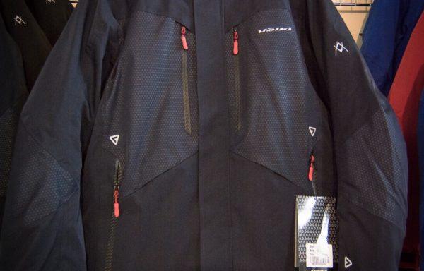 Куртка зимняя горнолыжная Volki черная
