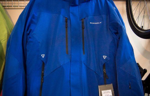 Куртка зимняя горнолыжная Volki синяя