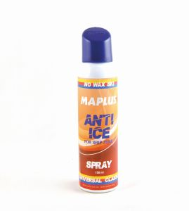Лыжный парафин MAPLUS ANTI ICE spray