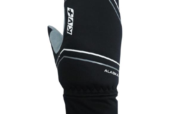 Лыжные перчатки kv+  6G09.1 / gloves xc Alaska black