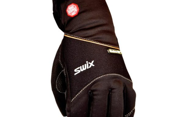 Лыжные перчатки SWIX ICON GLOVE WOMENS H0346-10000 black