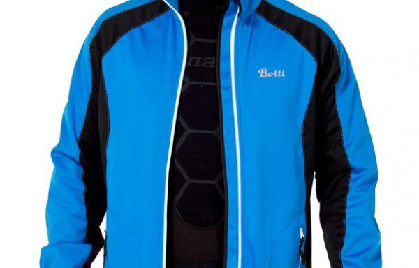 Лыжная куртка  Zibroo синяя