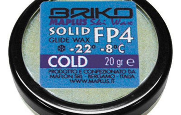 Лыжный ускоритель BRIKO FP4 -8-22