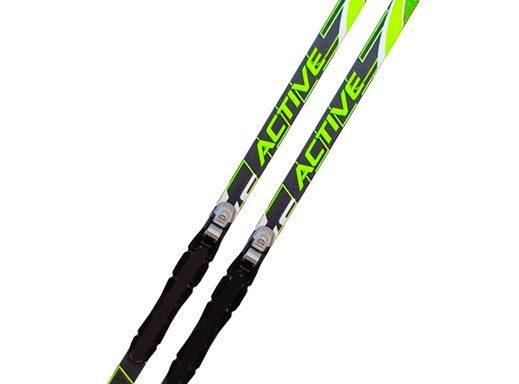 Беговые лыжи STC Active 150 см