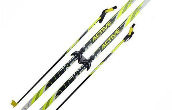 Комплект лыжный 110, 120 см