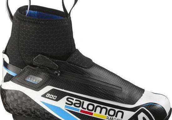 Лыжные ботинки SALOMON S-LAB classic 8 pilot SNS