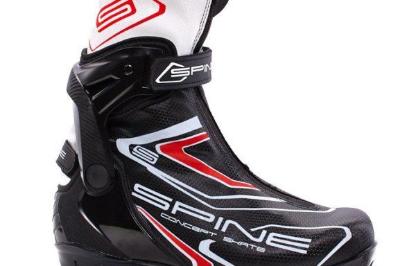 Лыжные ботинки SPINE Concept Skate NNN 38-47 р.
