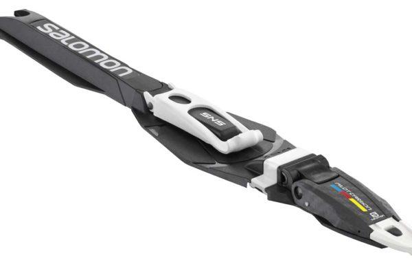 Лыжные крепления SALOMON Pilot carbon SNS б/у
