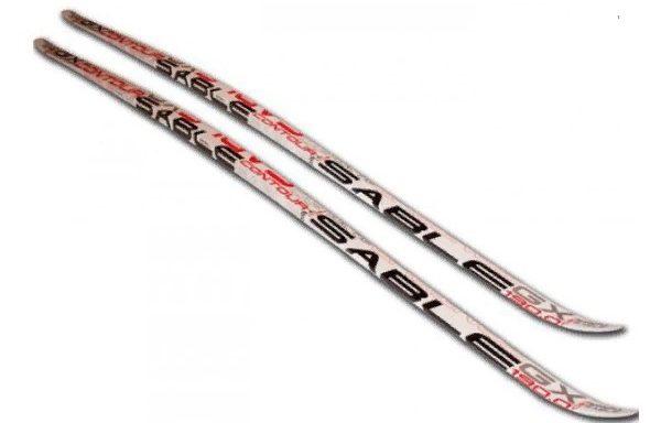 Беговые лыжи SABLE GX 190 см