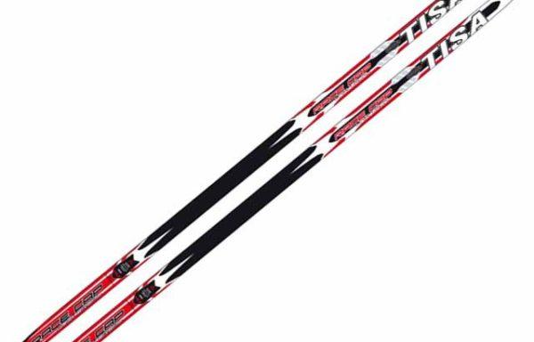 Беговые лыжи TISA race cap universal 172 см , 177 см, 182 см