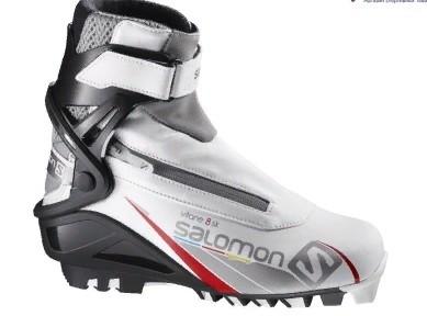 Лыжные ботинки SALOMON vitane 8 skate Pilot SNS