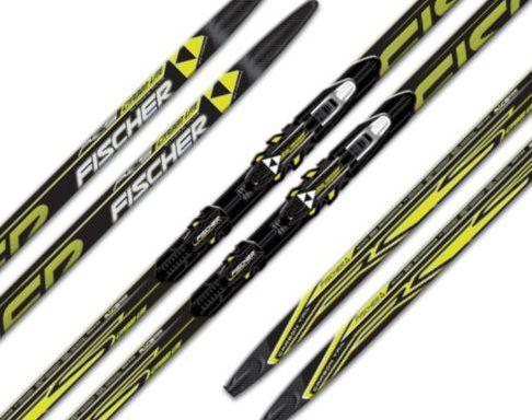 Беговые лыжи FISCHER carbonlite classic plus