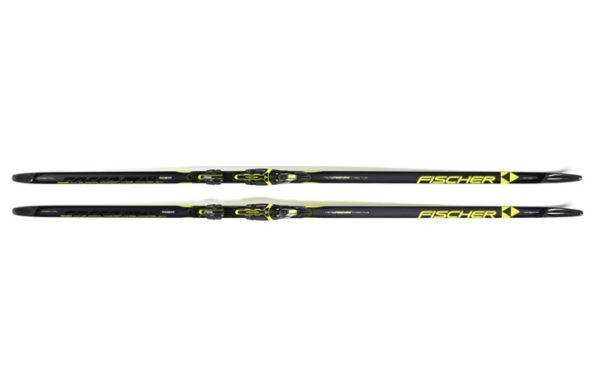 Беговые лыжи FISCHER RCS Speedmax Classic Plus carbon tip 207 см