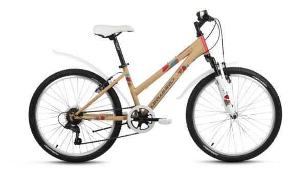 4d164bb6c6f3 Велосипед горный FORWARD IRIS 1.0 24