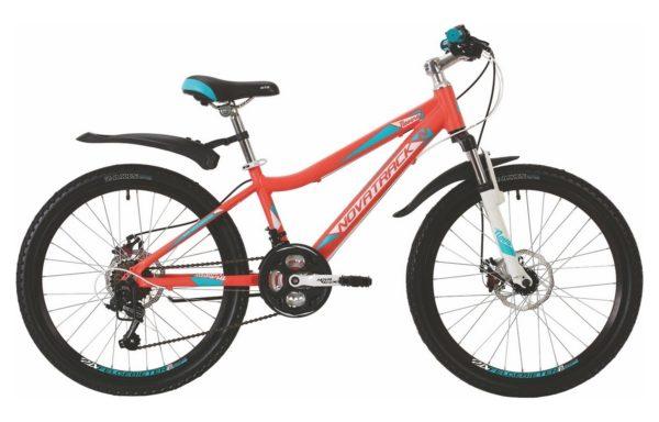 Велосипед горный NOVATRACK NOVARA D 24″ (2020)