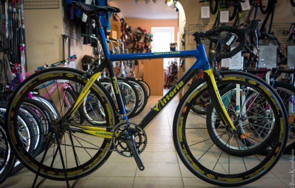Велосипед шоссейный VITTORIA