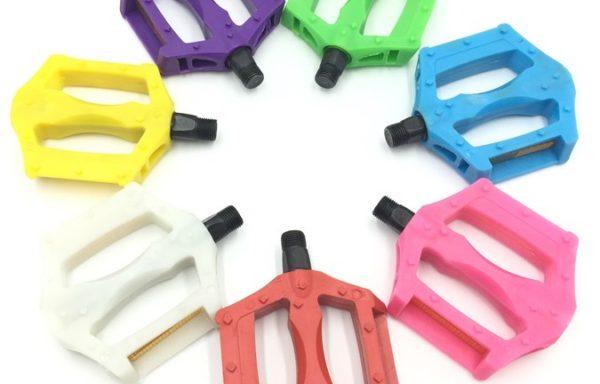 педали пластиковые BMX
