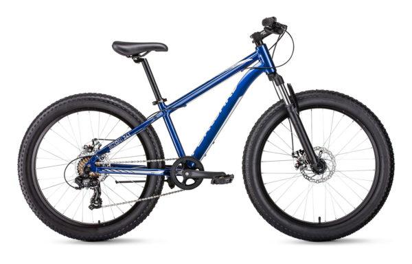 Велосипед фэтбайк FORWARD bizon mini 24 (2019)