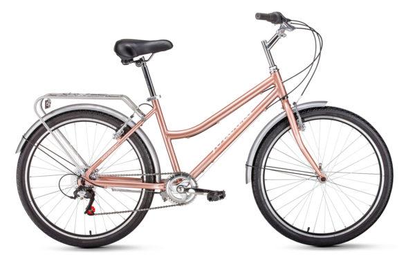 Велосипед городской Forward Barcelona Air 1.0 26″(2019)