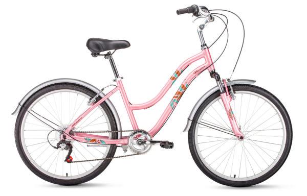 Велосипед городской FORWARD Evia Air 1.0 (2019)