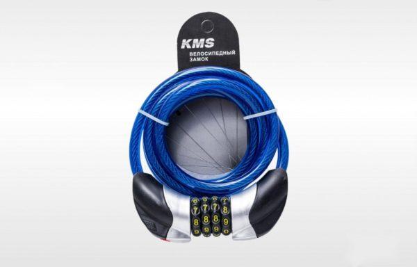 Замок KMS 1500*10 кодовый с подсветкой и держателем