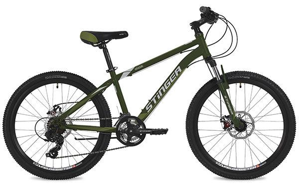 Велосипед горный Stinger Aragon 24 (2019)