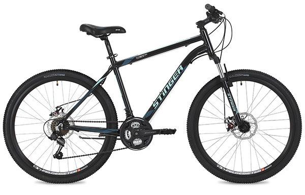 Велосипед горный Stinger Element D 26 (2019)