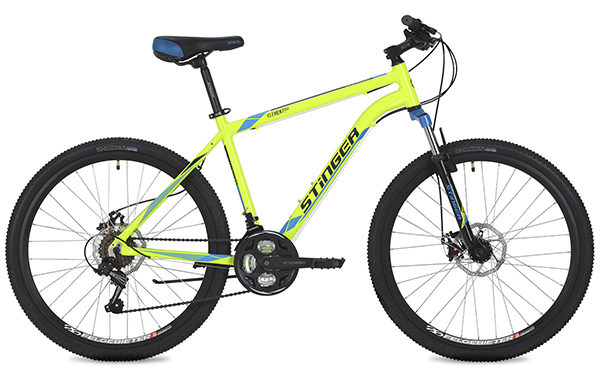 Велосипед горный Stinger Element D 27,5 (2019)