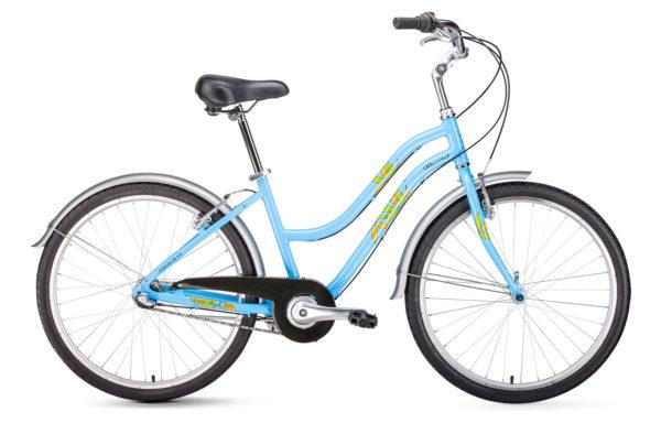 Велосипед городской FORWARD Evia Air 26″ 2.0 (2019)