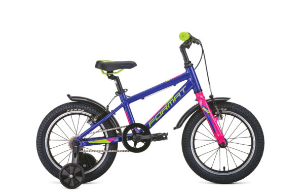 Детский велосипед Format Kids 16″ (2020)