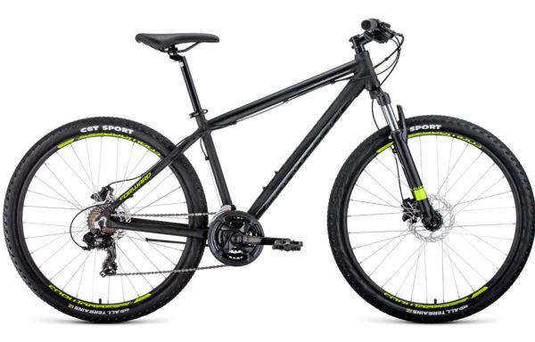Велосипед горный FORWARD Apache 3.0 disc 27,5″ (2020)
