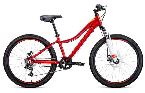 Велосипед горный Forward Jade 2.0 24″(2020)
