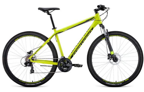 Велосипед горный FORWARD Apache 3.0 disc 29″ (2020)