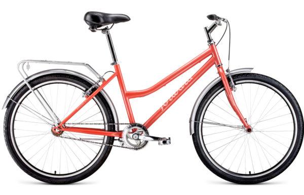Велосипед городской FORWARD Barcelona 1.0  26″ (2020)