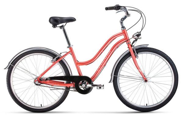 Велосипед городской FORWARD Evia Air 2.0  26″ (2020)