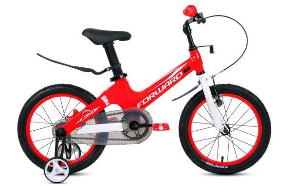 Велосипед детский FORWARD Cosmo 16″ (2020)