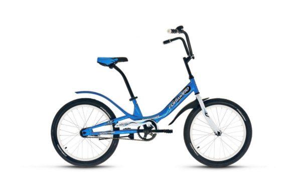 Велосипед детский FORWARD Scorpions 20 1.0 (2020)