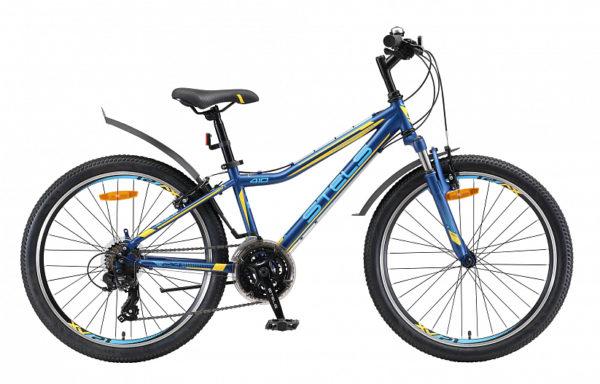 Велосипед горный STELS Navigator 410 V 24″(2020)