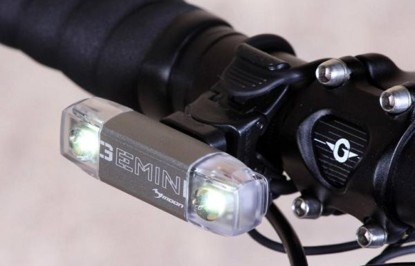 Фонарь MOON GEEMINI 60 lum USB