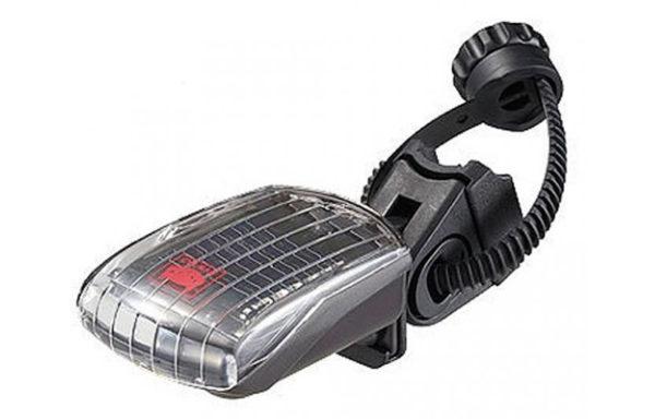 Фонарь задний Cateye solar sl-ld 210-R