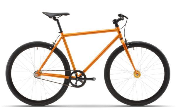 Велосипед дорожный Black One Urban 700