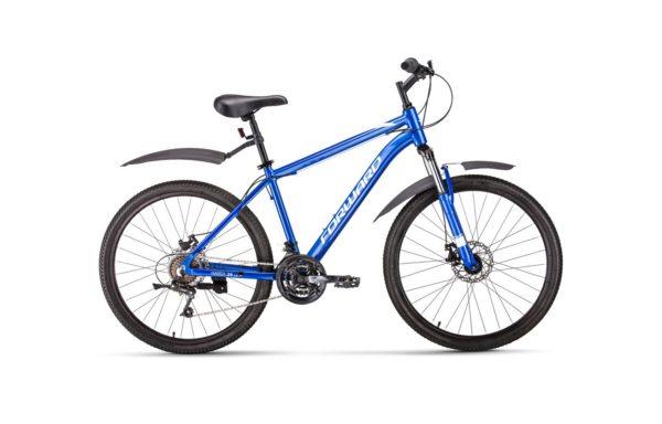 Велосипед горный FORWARD Hardi 26 2.0 disc (2020)