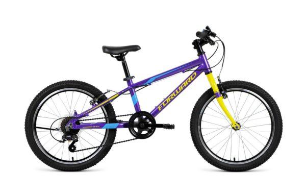 Велосипед горный FORWARD Rise 2.0 20″ (2020)