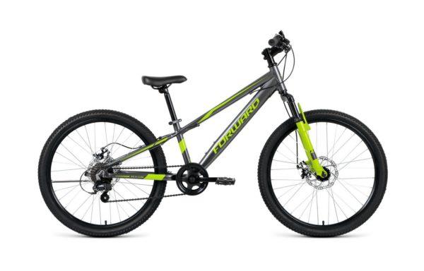 Велосипед горный FORWARD Rise 2.0 24″ (2020)